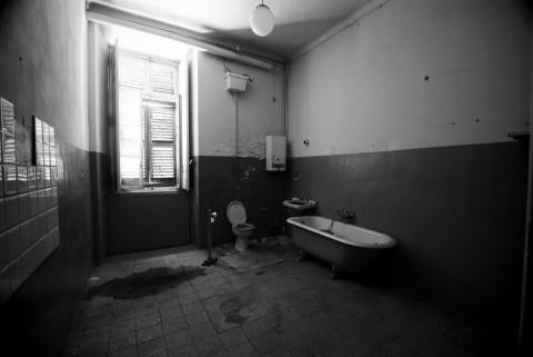 Locali della Cavallerizza abbandonata - foto di Chiara Papa