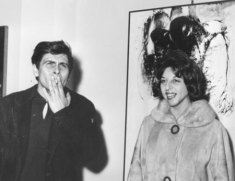 Lorenzo Vespignani e Lorenza Trucchi