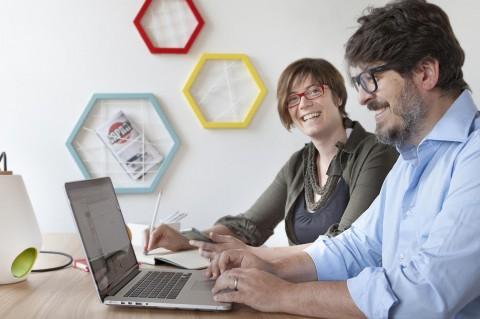 Maria Grazia Andali e Andrea Carbone, Co-Founder di Formabilio