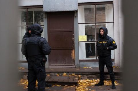 Melnikov House - lo sfratto a Mosca
