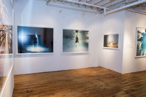 Moby in mostra a New York