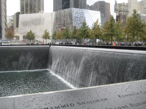 Snøhetta - 9.11  Memorial Museum Pavilion at WTC - credit Snohetta