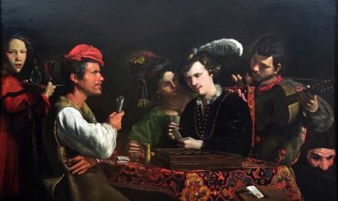 Pietro Paolini - Les Tricheurs
