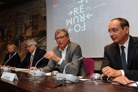 Renato Quaglia e Giovanni Da Pozzo
