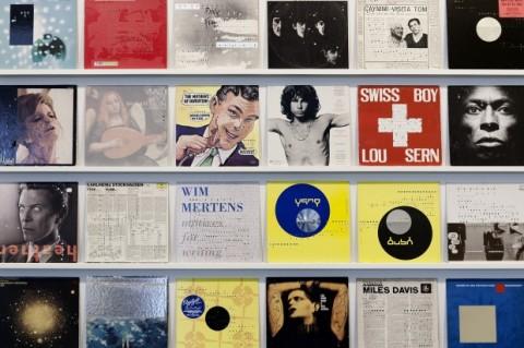 Riccardo De Marchi - Alfabeto possibile - veduta della mostra a Casa Cavazzini, Udine 2014
