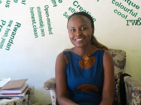 Joselyne Umutoniwase, Rwanda Clothing designer