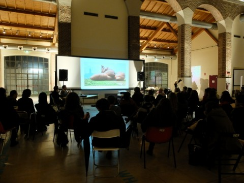 Shared Lecture NG Festival 2013 Milano - B22 + Disguincio