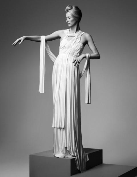 Tilda Swinton in The Impossible Wardrobe