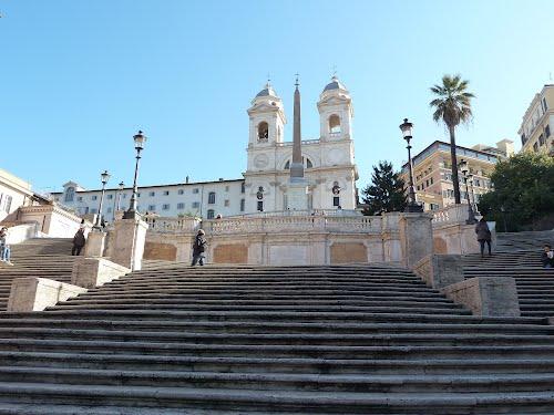 """La scalinata di Trinità dei Monti """"adottata"""" da Bulgari"""