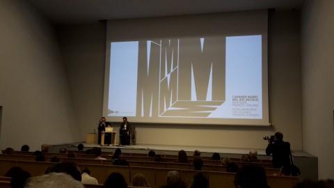 I Grandi Musei del XXI secolo. Dialoghi franco-italiani - Alain Seban e Martin Bethenod - 15 dicembre 2014 - Teatrino di Palazzo Grassi, Venezia