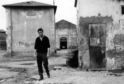 Pier Paolo Pasolini, Accattone, 1961