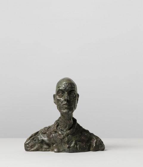 Alberto Giacometti, Lotar I, Collezione privata, photo R. Marossi