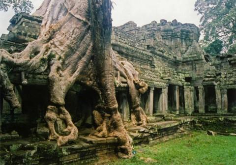 Il complesso dei templi di Angkor Wat (Cambogia)