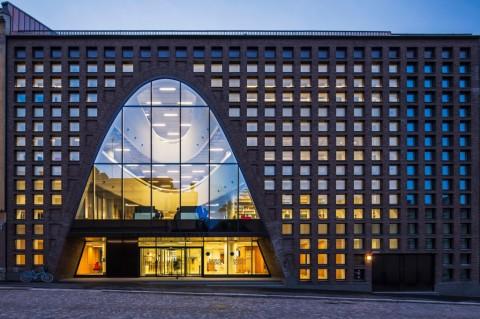 Anttinen Oiva Architects, Helsinki University - Main Library, 2012 - photo Mika Huisman