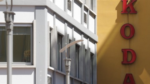 Beat Streuli, Chiasso città di confine, estate 2014, video still