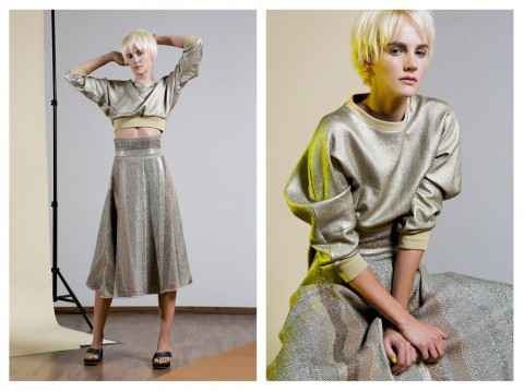 Chiara Baschieri - collezione primavera-estate 2015