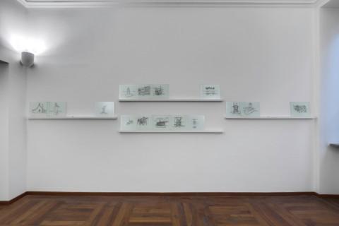 Cosimo Veneziano, Los contrabandistas copiaron una escultura de mucho valor - particolare, 2013