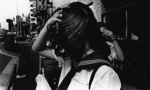 Daido Moriyama, Daido. Hysteric N.6, 1994 - fotografia b:n, courtesy l'artista