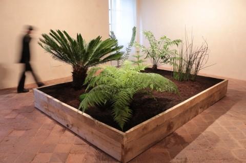 Daniella Isamit Morales, Acta Herbarium di un giardino Triassico, 2014 - photo Fabio Revetria