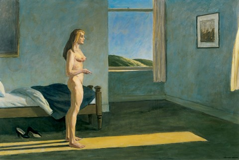 Edward Hopper, A Woman in the Sun, 1961 - Whitney Museum of American Art, New York