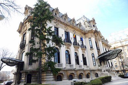 Enescu Museum Bucharest - credit Agerpres