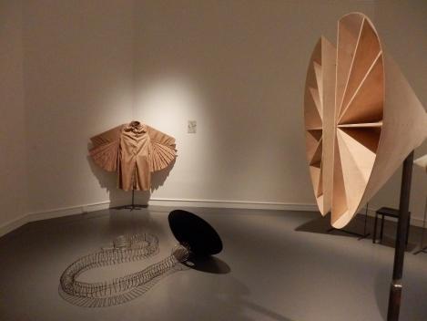 Eva Kot'átková - Experiment for Seven Body Parts - veduta della mostra presso la Staatliche Kunsthalle, Baden Baden 2014 - photo Luca Arnaudo - 2