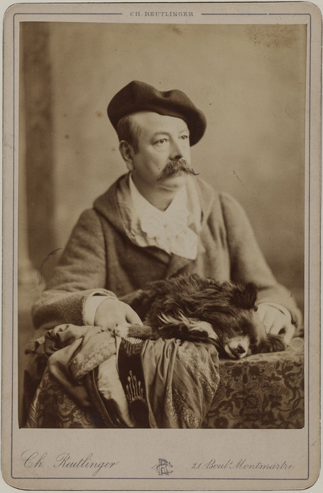 Charles Frederick Worth, 1885