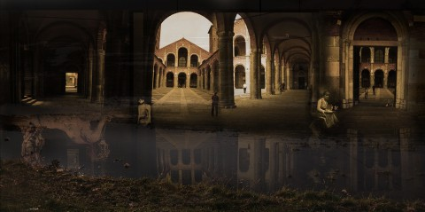 Giulia Roncucci, Rebus 7,3,6, stampa digitale su carta opalina montata su plexiglas