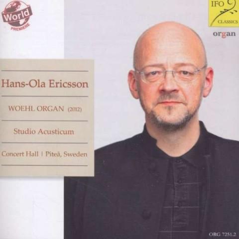 Hans-Ola Ericsson - ...live in concert (Ifo Classics)