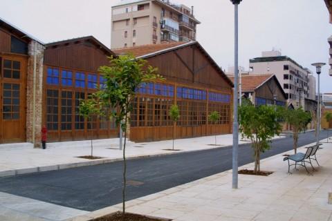 I Cantieri Culturali alla Zisa di Palermo