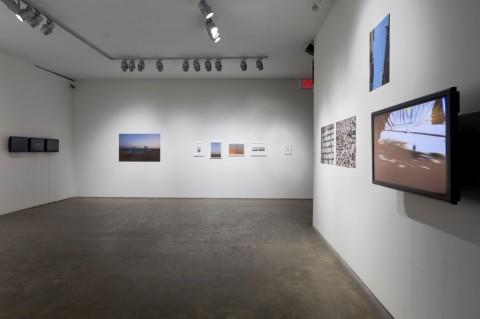 In Plain Sight - veduta della mostra presso Smack Mellon, Brooklyn 2014