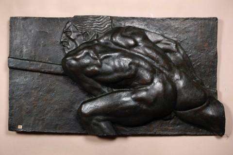 Ivan Mestrovic, Guerriero con la lancia, 1911 - Ivan Mestrovic Foundation, Zagabria