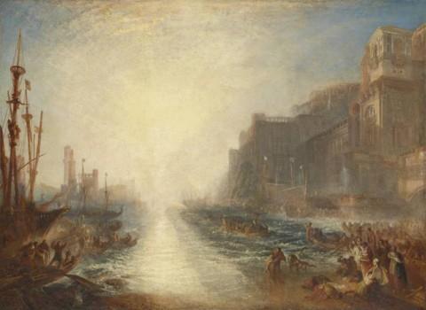 J.M.W. Turner, Regulus, 1837 - Tate