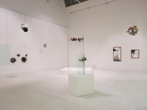 John Latham - Great Noit – veduta della mostra presso La Triennale di Milano, 2014