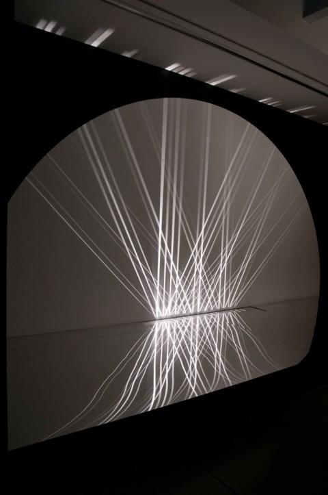 Julio Le Parc – veduta della mostra presso la Serpentine Sackler Gallery, Londra 2014 - © READS 2014