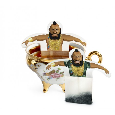 Laurence Tureaud, Mr. Tea
