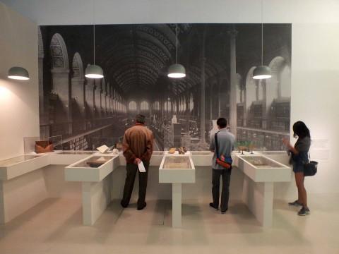 Marcel Duchamp - La peiture meme - veduta della mostra presso il Centre Pompidou, Parigi 2014 - photo © Silvia Neri