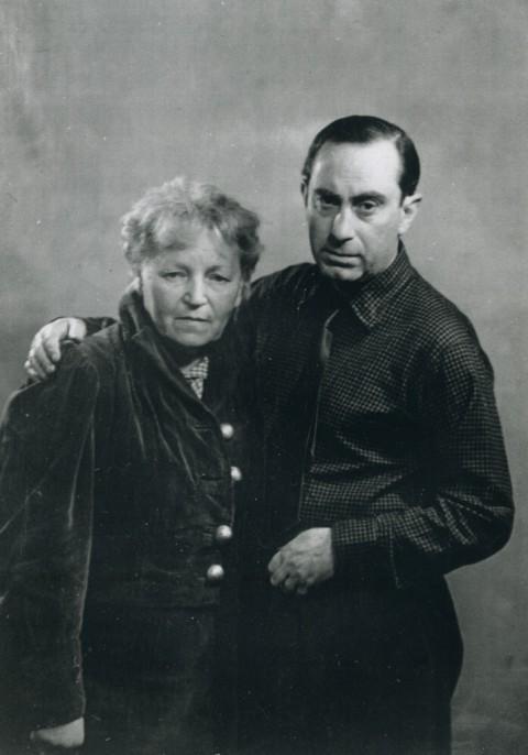 Mario Mafai e Antonietta Raphäel, Centro Studi Mafai Raphäel, Roma (1948)