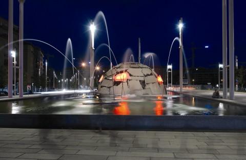 Mario Merz, Igloo, 2002 - photo Michele D'Ottavio - _ Archivio fotografico della Città di Torino e di Turismo Torino e Provincia