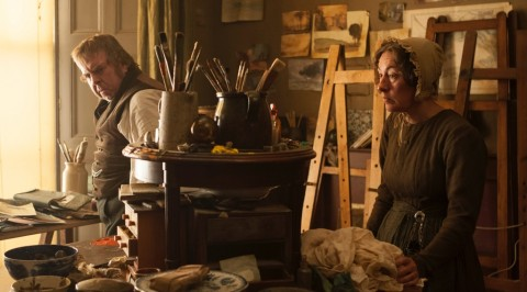 Mike Leigh, Mr. Turner