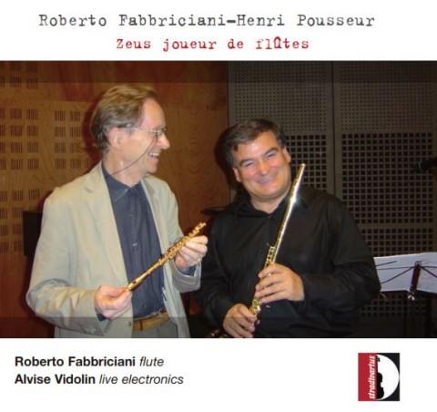Roberto Fabbriciani, Zeus joueur de flûtes