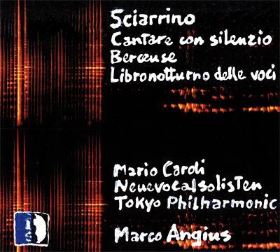 Salvatore Sciarrino, Cantare con silenzio