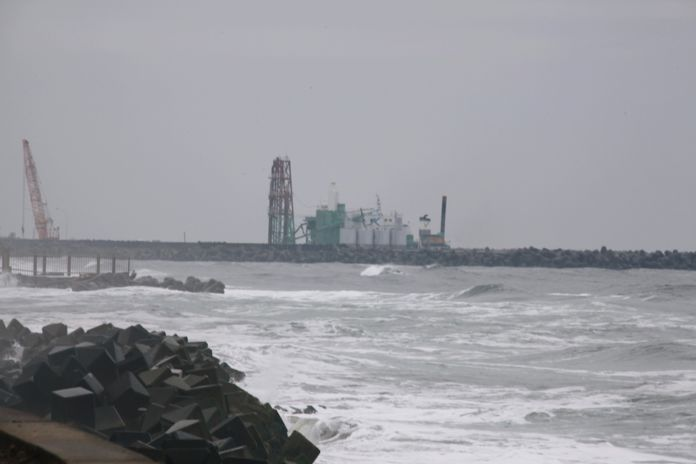 Shinshu Hida, Fukushima First Nuclear Plant:photographed 18 March, 2012 – courtesy M. Farabegoli
