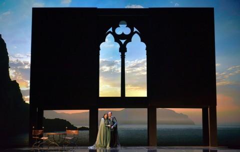 Simon Boccanegra, Teatro La Fenice, Venezia 2014 - photo Michele Crosera