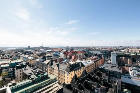 Guggenheim Helsinki - l'area di intervento
