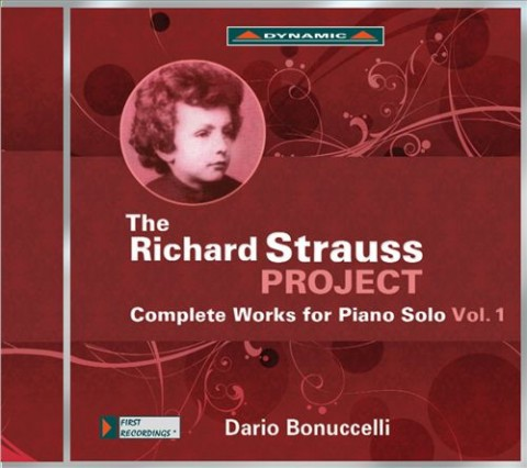 The Richard Strauss Project. Complete Works for Piano Solo, Vol. 1