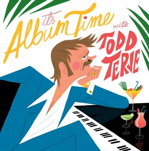 Todd Terje, It's Album Time