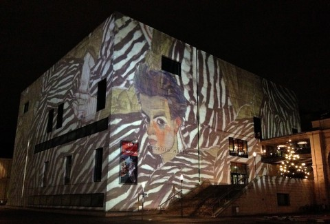 Vienna – Leopold Museum al MuseumsQuartier