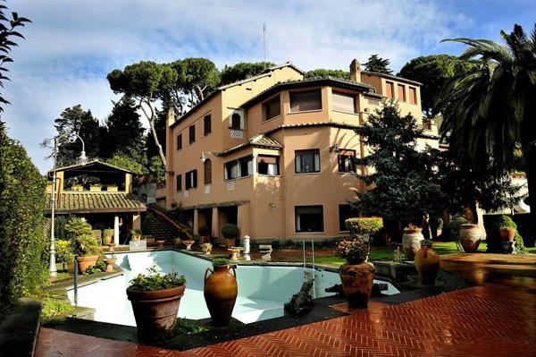 La Villa di Alberto Sordi