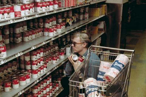 Andy Warhol al supermarket, Anni Sessanta
